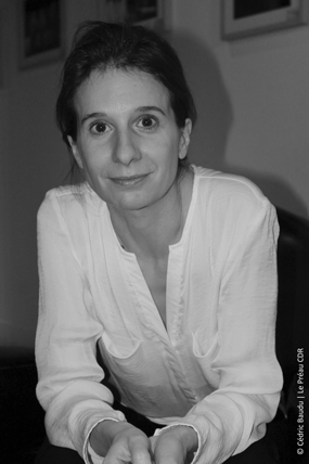 Portrait Pauline Sales